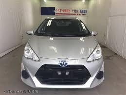 Toyota Aqua 2015 May Used Toyota Aqua Daa Nhp10 Ref No 163758 Japanese Used