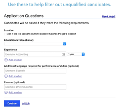 How To Screen Resumes From Job Portals by Indeed Job Posting How To Drastically Increase Candidates