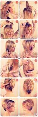 hairstyles i can do myself best 25 easy french twist ideas on pinterest french twist