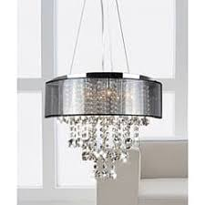 Circular Crystal Chandelier Modern Ceiling Lights For Less Overstock Com