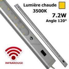 le infrarouge cuisine réglette led rigide infrarouge 12v dc 50 cm barre d eclairage