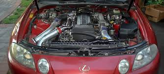 lexus sc300 1996 how i installed a jdm turbo engine in my 400 lexus sc300