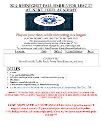 simulator golf league u2013 next level golf academy u2013 wilder ky
