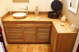 porte de meuble de cuisine sur mesure meuble vasque sur mesure en teck meuble vasque en bois of meuble