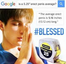 Funny Penis Meme - the average erect penis is 5 16 inches 13 12 cm long funny