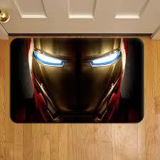 iron man marvel avengers 100 door mat rug carpet doormat