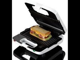 Kenwood Sandwich Toaster ريفيو عن صانعه الساندوتشات كينوود Kenwood Sandwich Maker U0027s Review