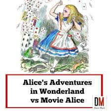 alice u0027s adventures wonderland alice wonderland 2010 movie