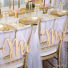 yellow chair sashesaffordable wedding favors wedding supplies affordable wedding reception decorations