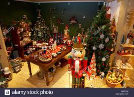 decorations sale christmas decorations for sale iceland stock photo 14456844 alamy