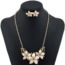 necklace earrings chain images Jewelry sets cheap earring and necklace sets online jpg