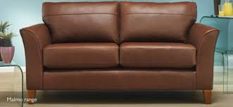 Leather Two Seater Sofas Brown Leather 2 Seater Sofas Uk Thecreativescientist