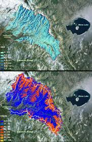 Why Do Western Maps Shrink by Nasa Nasa Opens New Era In Measuring Western U S Snowpack