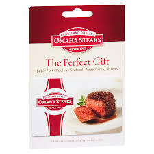 omaha steaks gift card omaha steaks non denominational gift card walgreens