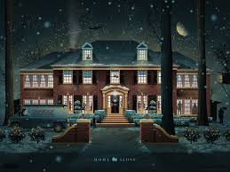 home alone house interior home alone mondo poster dkng