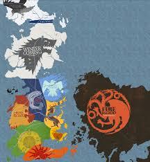 Interactive Westeros Map Raven Crow Studio Game Of Thrones