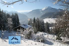 Station Closest To Winter Chalet Le Moulin Is A Luxury Ski Chalet Rental In The Alps
