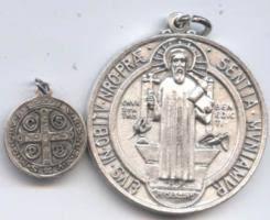 catholic pendants catholic patron medals