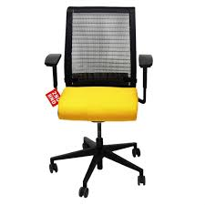 vintage industrial chair steelcase office mcm mid century modern