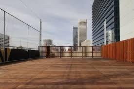 deck netting to childproof balcony doherty house backyard and
