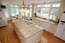 Tile Top Kitchen Island by Hard Maple Wood Cordovan Prestige Door Marble Top Kitchen Island