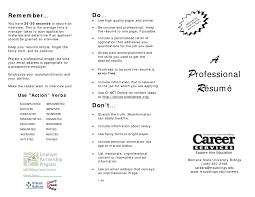Resume Present Tense Resume Past Tense Or Present Resume Ideas