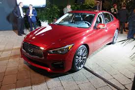 2016 Infiniti Q50 Gets Twin Turbo V6 With 400 Hp
