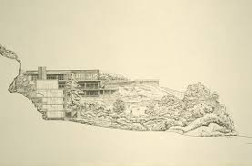 sketch of top ten modern remembering bawa archdaily