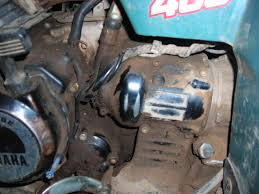 93 kodiak 400 oil drain plug location yamaha grizzly atv forum