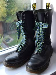 ribbon shoe laces undercover dress up lover tartan ribbon shoelaces tutorial