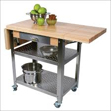 small kitchen cart small kitchen island with prep sink real wood