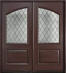 classic wood front doors in highland park illinois north shore