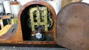 Mantle Clock Repair Sessions Tambour Mantel Clock C 1930 American James U0027 Clock