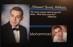 my high school yearbook chattanooga jihadist killer lashed out at islamophobes in high