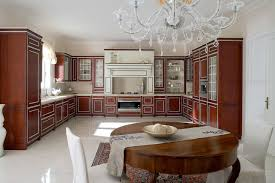 Wood Island Kitchen Traditional Kitchen Solid Wood Island Luxury By Luciano Dal