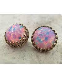 opal earrings stud amazing deal on opal earrings opal stud earrings october