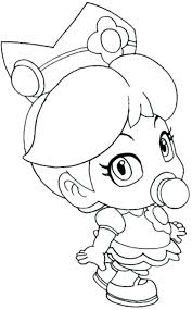 super mario coloring pages super bros pictures to print and color