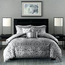 Black And White King Size Duvet Sets Grey Chevron King Bedding Grey King Bedding Gray California King