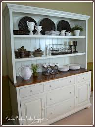 kitchen hutch decorating ideas dining room hutch 17 best ideas about dining room hutch on