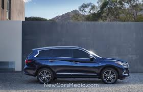 infiniti qx60 trunk space infiniti qx60 2017 review photos specifications