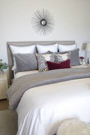 White Bedding Fall Winter Master Bedroom Updates Zdesign At Home
