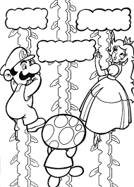 kidscolouringpages orgprint u0026 download super mario coloring