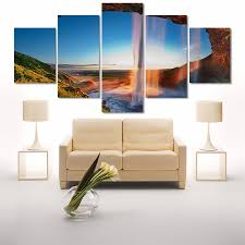 Home Decor Waterfalls by Abstract Waterfalls Promotion Shop For Promotional Abstract