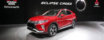 mitsubishi eclipse 2017 all new mitsubishi eclipse cross dvg