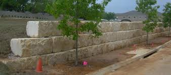 Garden Retaining Wall Blocks by Quality Stone Company Quarry Blocks