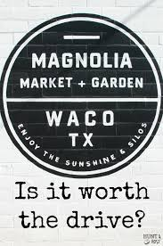 magnolia market is it worth the drive hunt and host