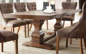 wooden dining room set best rustic dining room table plans brown wood sets of style and