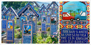 merry cemetery in sapanta romania new york times article views