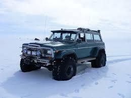 jeep grand wagoneer custom wagoneer in it s natural environment wagoneer pinterest