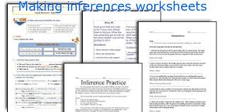 english teaching worksheets making inferences